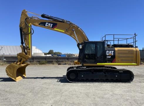 36 Ton Cat 336 Excavator 1