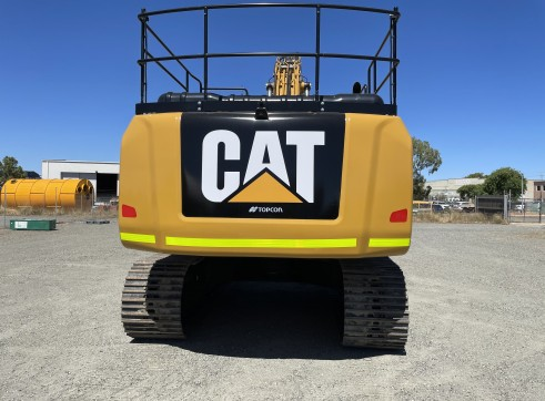 36 Ton Cat 336 Excavator 2