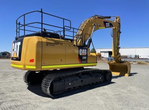 36 Ton Cat 336 Excavator 3