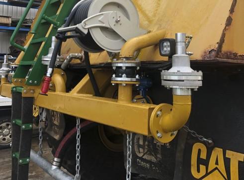 36,000L Caterpillar Artic Water Cart 6