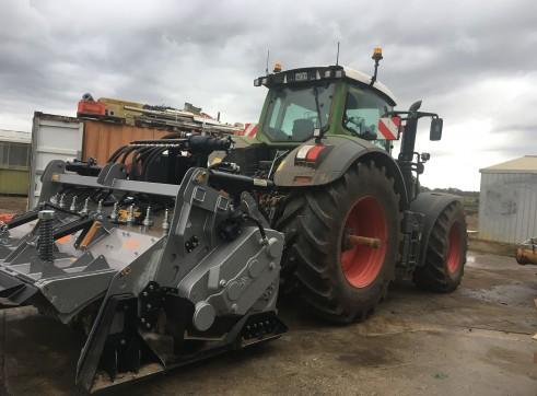 360HP Fendt 936 Tractor w/GPS 1