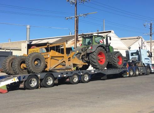 360HP Fendt 936 Tractor w/GPS 2