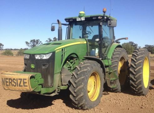 360HP FWA John Deere 8360R Tractor 1