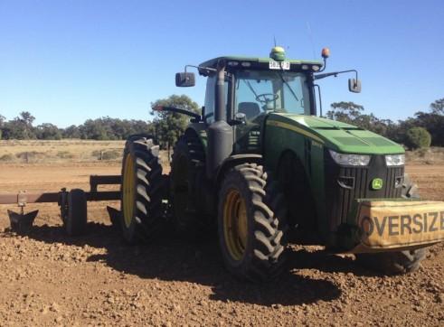 360HP FWA John Deere 8360R Tractor 2