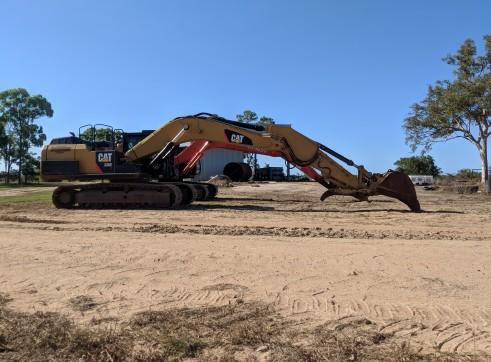 Fleet of Cat 336EL Excavators 2