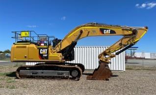 36T Caterpillar 336Fl Excavator 1
