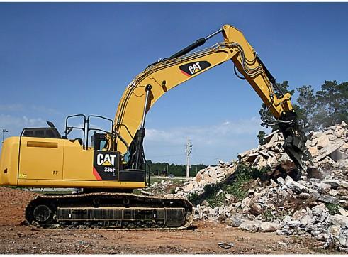 36T Caterpillar Excavator