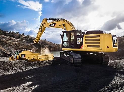 36T Caterpillar Excavator 2