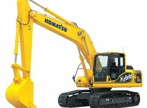 36T Komatsu HB335LC-1 (GPS) Excavator