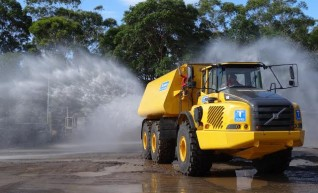 38,000 Lt Volvo A40E Water Truck - 3 Available 1