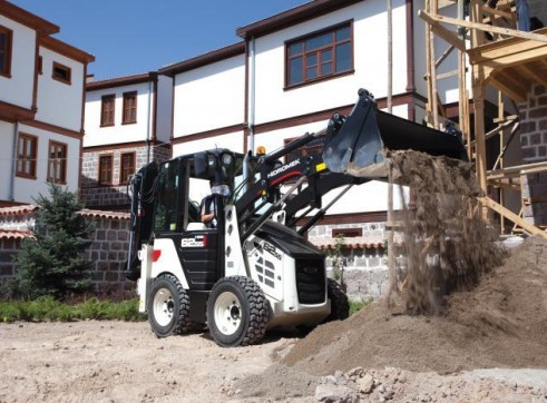 3.8T Hidromek HMK 62SS Backhoe Loader 1
