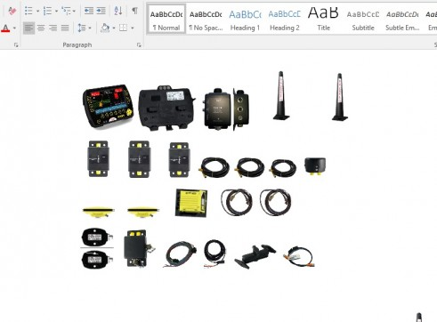 3D GPS Machine Control System 2