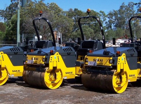 3t-8t Combo Rollers with Brooms 1