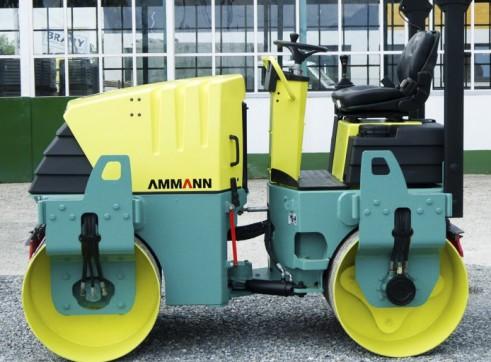 2.5T Ammann Double Drum Roller 1