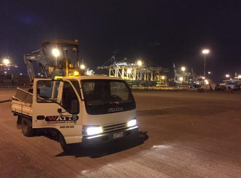 3T SK30 Kobelco Excavator 3