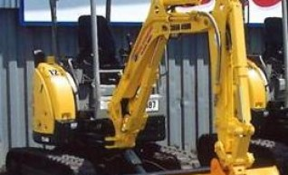 3T VR030 Yanmar Excavator - Mine Spec - Late Model - Many Available 1