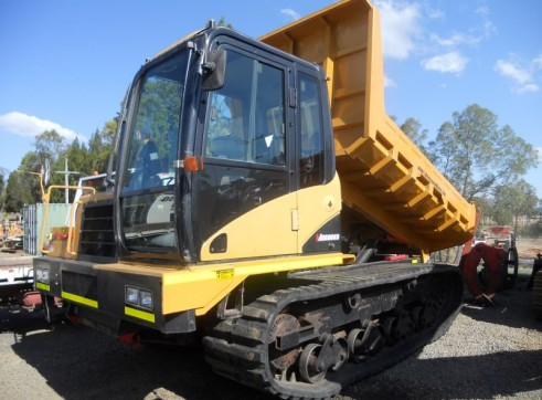4-15T Marooka Tracked Carriers / Dumpers 3