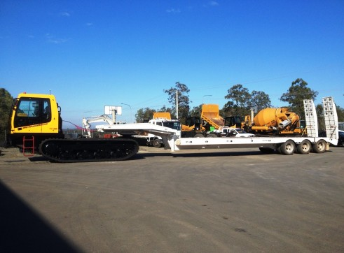 4-15T Marooka Tracked Carriers / Dumpers 1