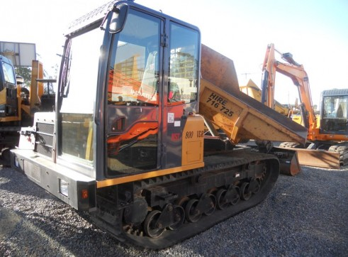 4-15T Marooka Tracked Carriers / Dumpers 2