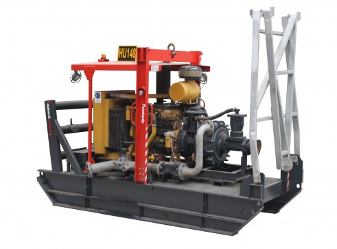 4 to 12 inch Skid Mounted Pumpsets 3