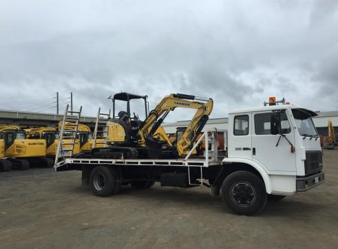 4 Tonne Excavator 1