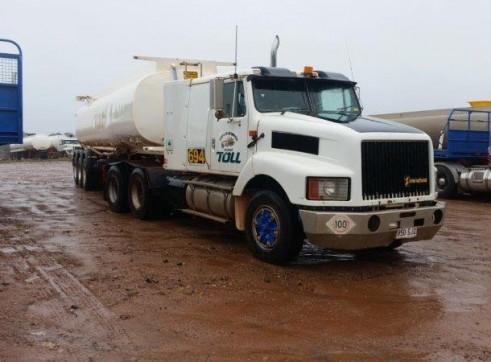 4 x 25,000L Semi Water Trucks 5