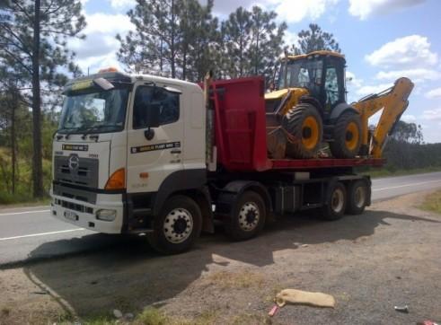4 X 4 Hino / Iveco Site trucks 1
