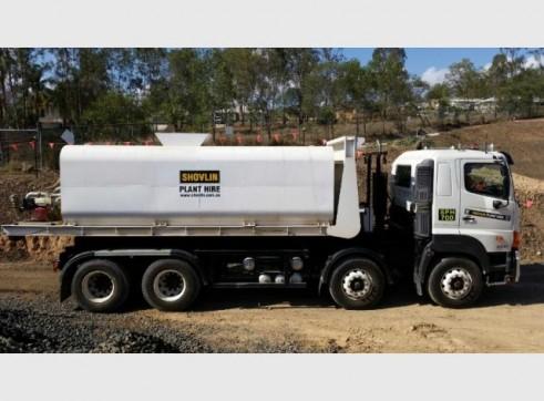 4 X 4 Hino / Iveco Site trucks 2