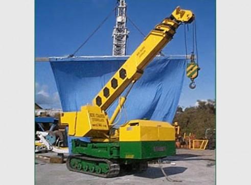 4.5 T Linmac crawler crane 1