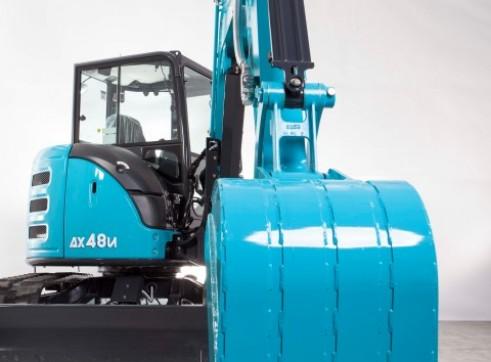 4.8T AIRMAN AX48U-6A / AX48UCG-6A Excavator 3