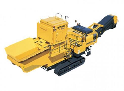 40-150t/hr Komatsu BZ210-1 Crusher 1