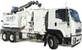 4000-7000L Vacuum Excavation Trucks 1