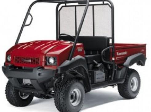 4010 Kawasaki Mule 2-person - Diesel  1