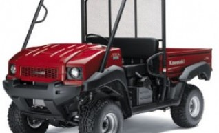4010 Kawasaki Mule 2-person - Diesel  1