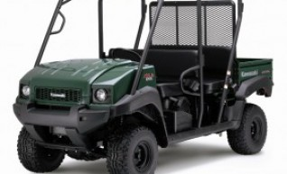 4010 Kawasaki Trans Mule 4-person - Diesel 1