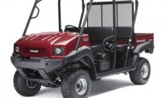 4010 Kawasaki Trans Mule 4-person- Petrol 1
