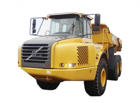 40t Articulated Dump Truck
