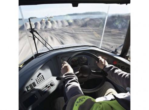 40t Articulated Dump Truck 2