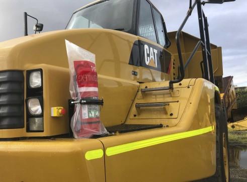 40T Caterpillar 740 Artic Dump Trucks 3