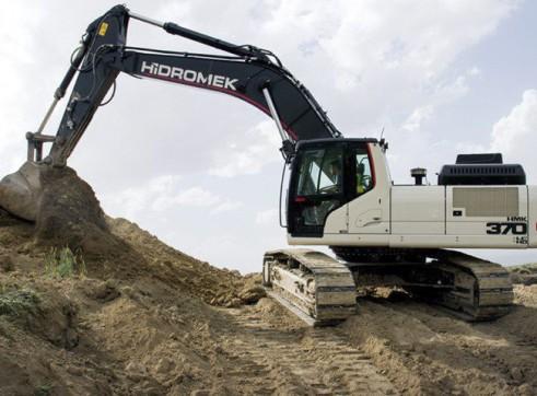 40T Hidromek HMK 370 LC HD Excavator