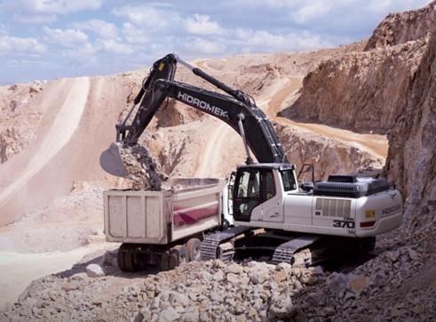 40T Hidromek HMK 370 LC HD Excavator 3