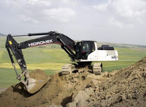 40T Hidromek HMK 370 LC HD Excavator 2