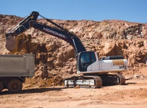 40T Hidromek HMK 370 LC HD Excavator 4