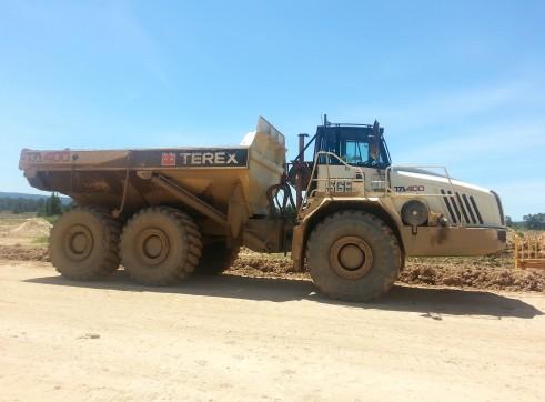 40T Terex Artic Dump Truck (TA40) (Tippers) 1