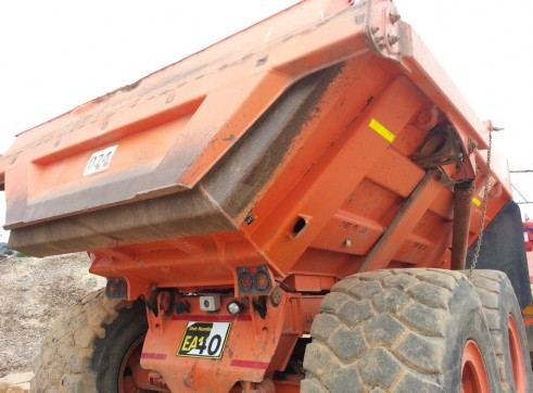 40t Tonne Articulated Dump Trucks 2