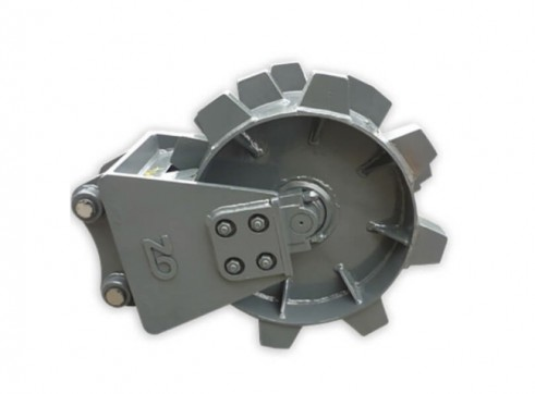 425mm Compaction Wheel suits 8t - 10t 1