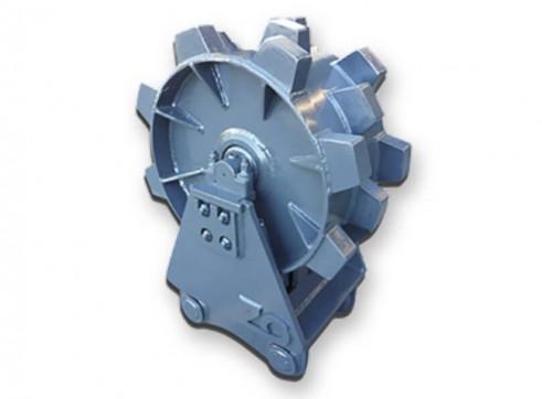 425mm Compaction Wheel suits 8t - 10t 3