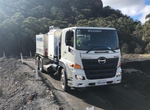 4500L Vacuum Excavation Truck 5