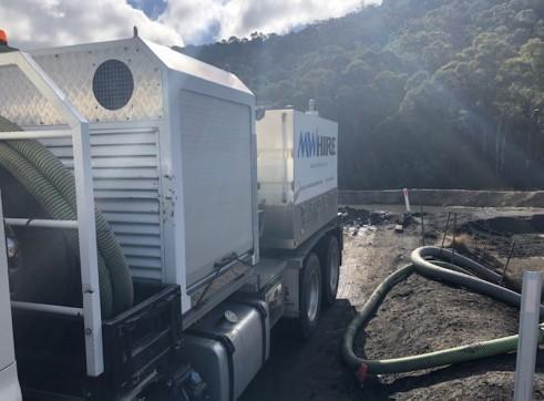 4500L Vacuum Excavation Trucks 5