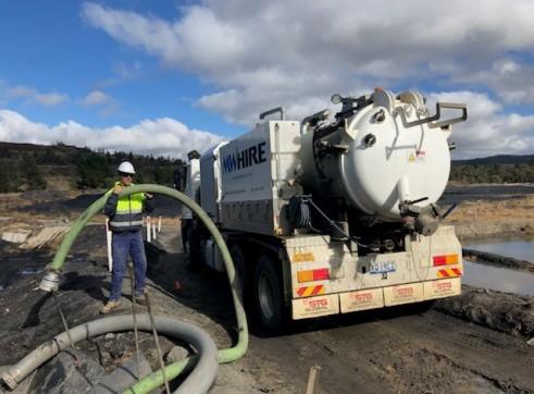 4500L Vacuum Excavation Trucks 9
